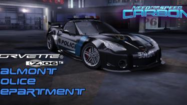 [NFSC] NFS World Livery for Police Interceptor Corvette