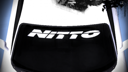 Nitto Decals