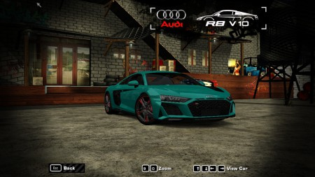 Green Hell Rims for R8