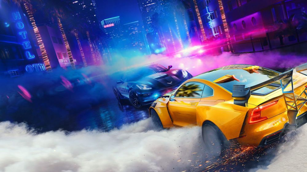 Need for Speed: Heat revealed