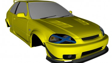 1997 Honda Civic Type-R (NFSU1)