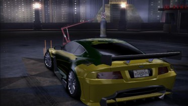 Need For Speed Carbon Car Showroom S Aston Martin Db9 Nfsaddons