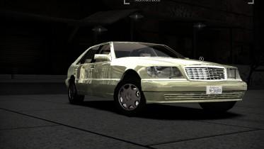 Mercedes-Benz S 600 Elegance