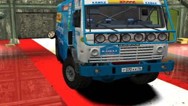 Kamaz 4911 Rally Raid