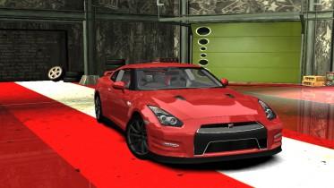Nissan GT-R R35 (2012)