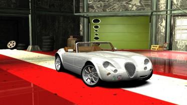 Wiesmann MF3 roadster (2006)