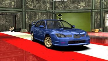 Subaru Impreza WRX STi (2006)
