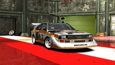 1986 Audi S1 Sport Quattro