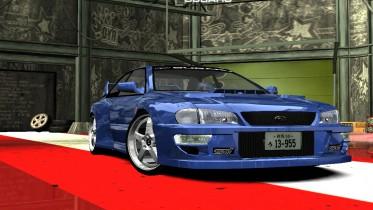 Subaru Impreza WRX STI WRC 1999