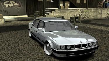 BMW 750iL 2001