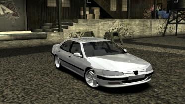 Peugeot 406 Sedan