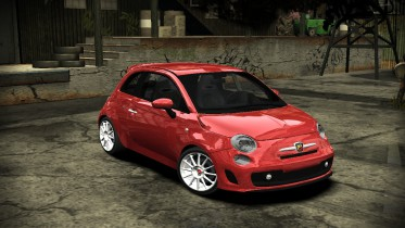 Fiat Abarth 500 Essesse