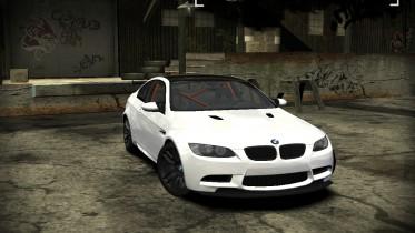 BMW M3 (E92) GTS 2010