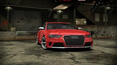 Audi RS4 Avant(B8) 2013