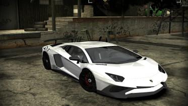 Lamborghini Aventador SV LP750-4