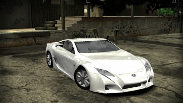 Lexus LFA Concept