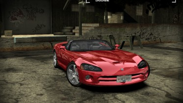 Dodge Viper SRT-10 Cabrio
