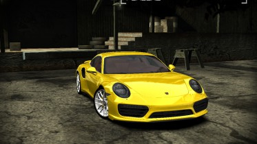 Porsche 911 Turbo S(991.2)