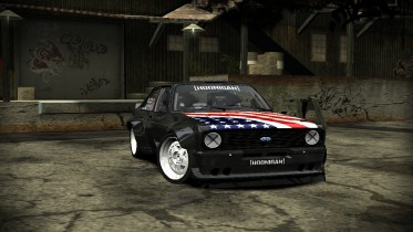 Ford Hoonigan Escort