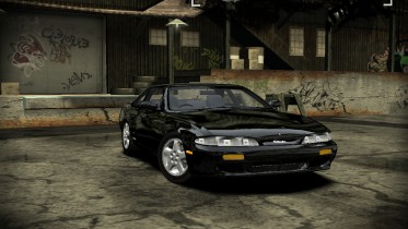 Nissan Silvia S14 K's