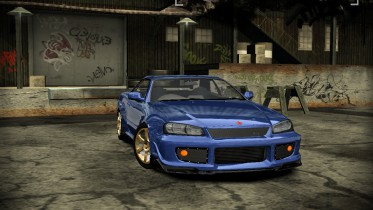 Nissan Tommy Kaira R (R34)
