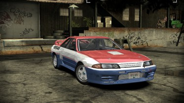 Nissan Skyline GT-R R32 Group-A