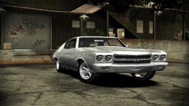 Chevrolet Chevelle/El Camino SS