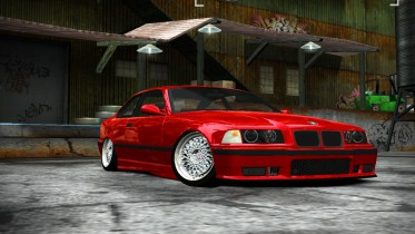 Need For Speed Most Wanted Car Showroom Lrf Modding S Bmw M3 E36