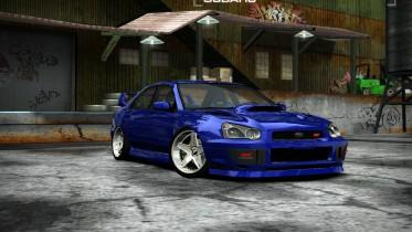 Subaru Impreza Wrx Sti Stanced