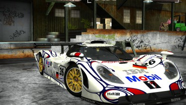 Porsche 911 GT1 (996) Race Version