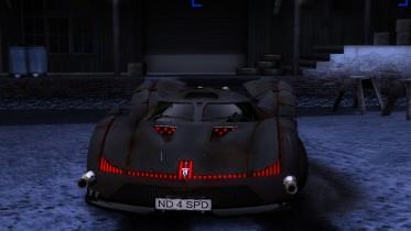 Thunder Master Hypercar