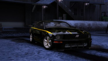 Ford Mustang GT Terlingua