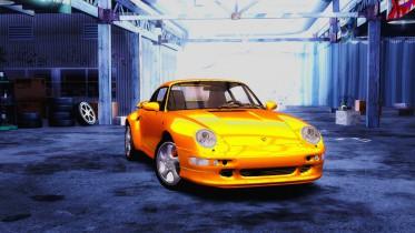 Porsche  911 (993) Turbo S (1997)