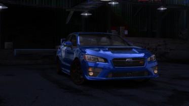 Subaru Impreza WRX STI (2015)