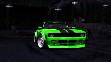 Nissan Silvia S14 Kouki 200SX RocketBunny