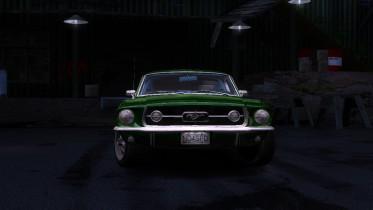 Ford Mustang GTA (1967)