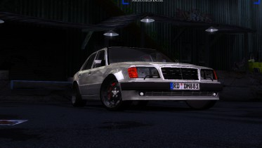 Mercedes-Benz E500 W124 (1995)