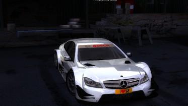 Mercedes-Benz C Class AMG Coupe DTM