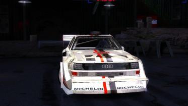 Audi S1 Quattro Pikes Peak
