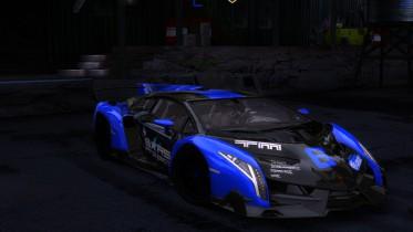 Lamborghini Veneno (2018)