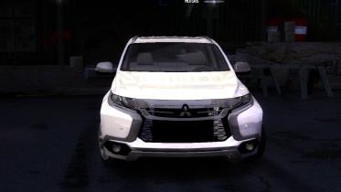 Mitsubishi Pajero Sport (2016)