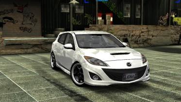 Mazda Mazdaspeed 3 (2010)