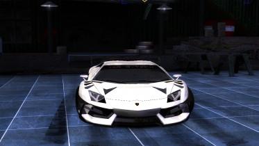 Lamborghini Aventador ER1500 TZR R-Tech