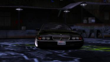 BMW 750i E38 Luxgo Stanceworks