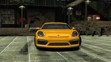 Porsche Cayman GT4 (981C)