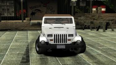Jeep Wrangler YJ (USA)