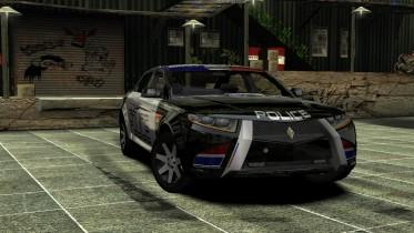 Carbon Motors E7 Cop