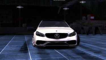 Mercedes-Benz E63 Biturbo V8