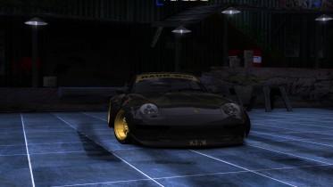 Porsche 911 GT2 (993) RWB STELLA ARTOIS