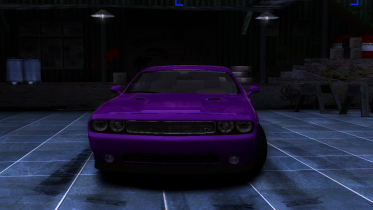 Dodge Challenger SRT-8 (392)